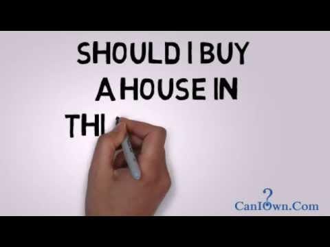I have bad credit, should I buy a house?