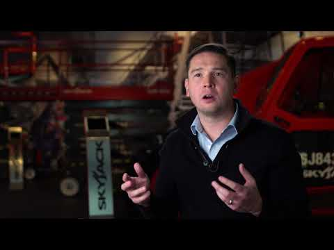 Skyjack - Telematics Benefits for Every Stakeholder  - Episode 8