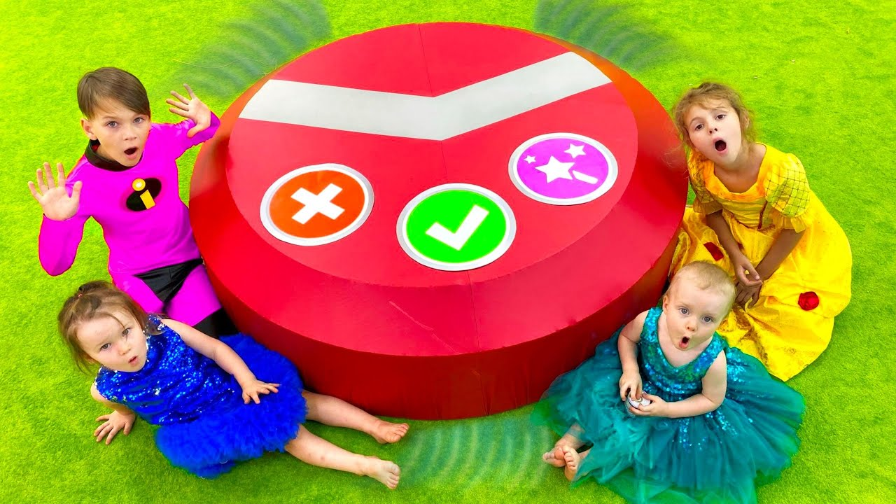 Five Kids Cleaning Toys Song + more Children's Songs and Videos