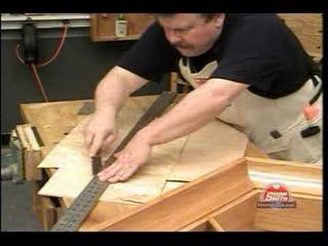 Jointing Veneer: The Cutting Edge of Marquetry