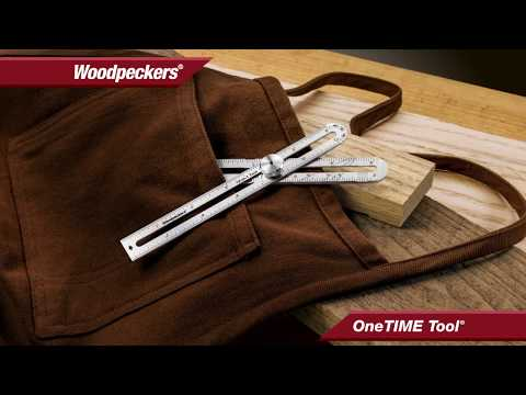 Woodpeckers OneTIME Tool 12-in-1 Tool