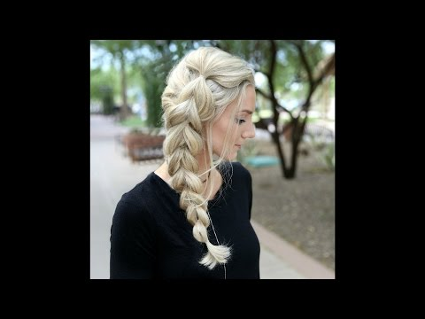 How to: Side Pull Through Braid