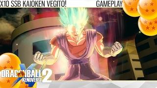 SUPER SAIYAN BLUE KAIOKEN VEGITO TRANSFORMATION! Videos