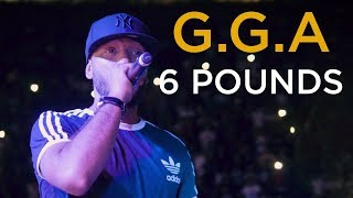 G.G.A - 6 Pounds (Official Music Video)