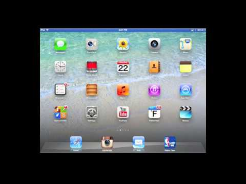 How To Get Your iPad Screen On Mac or Pc