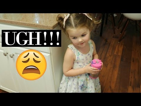 BACKTRACKING WITH POTTY TRAINING   DAY IN THE LIFE VLOG   Tara Henderson