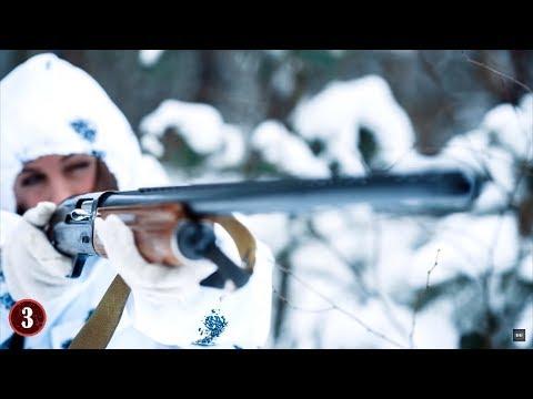 Die 10 kraftvollsten Scharfschützengewehre der Welt