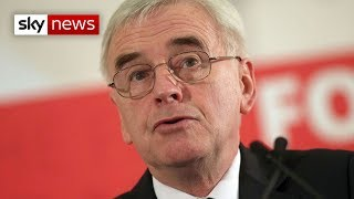 Labour to 'restore balance of power'