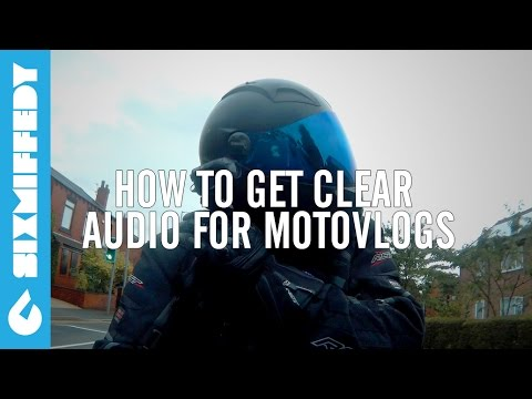 How To Get Clear Audio For Motovlogs