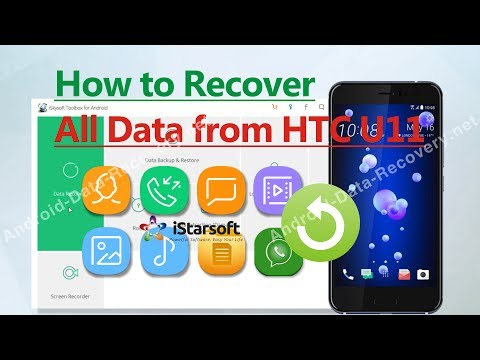 How to Recover All Data from HTC U11