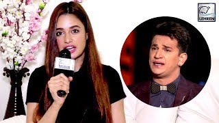 Yuvika Chaudhary Reacts On Prince Narula Performing Task In Roadies | Exclusive Interview