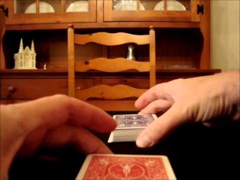 Monkey See, Monkey Do card trick