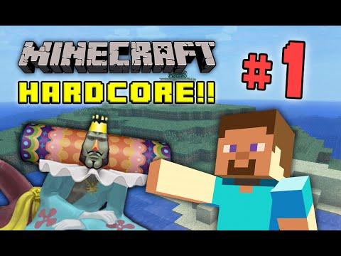Xxx Mp4 Minecraft HC 4 Part 1 Ft Caddicarus Amp SpaceHamster 3gp Sex