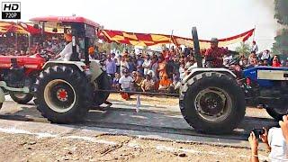 Swaraj 744 break fail vs swaraj 855 tractor tochan in Punjab