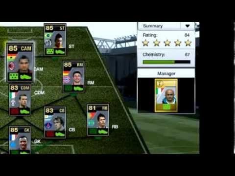 BEST FIFA BLACK CARD TEAM (CHEAP 600k+)