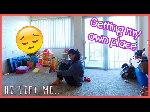 becoming a single mom... (vlog)
