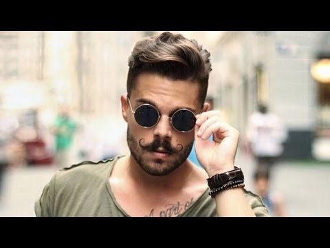 Top 10 Best Epic Moustache Styles For Men 2018   How To Get The Look With Moustache 2018
