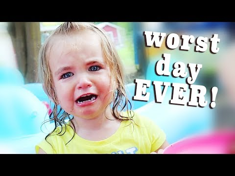 WORST day of her LIFE!!