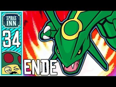 Rayquaza & das Ende der Welt! - Pokémon Mystery Dungeon: Team Rot/Blau | Part 34