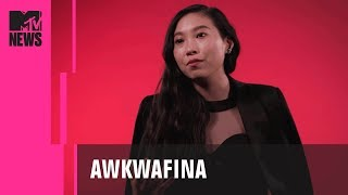 Awkwafina on
