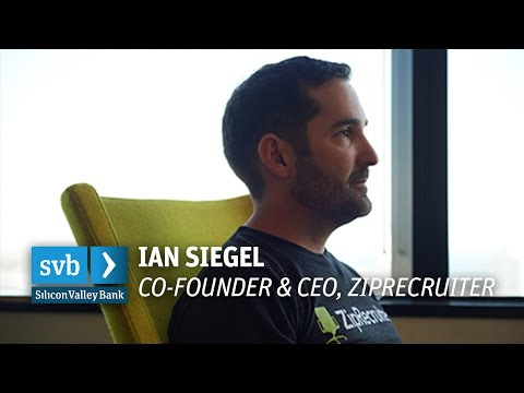 Ian Siegel, ZipRecruiter: Why product market fit is essential for startup success