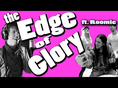 The Edge of Glory - Walk off the Earth (Lady Gaga Cover) Ft. Roomie