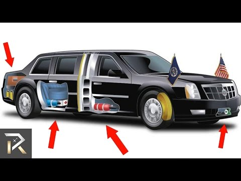 10 Mind-Blowing Facts About President Trump's Vehicle