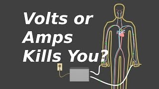 Download Do Volts or Amps Kill You? Voltage, Current and Resistance Video