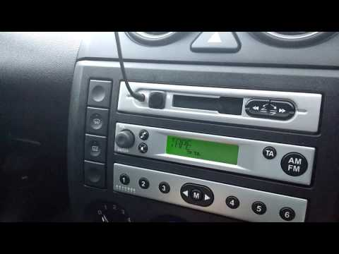 Fiesta 3000 RDS Cassette with Aux