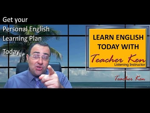 Get your FREE Personal English Learning Plan Today!