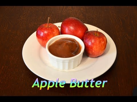 How to make Apple Butter in the Pressure Cooker