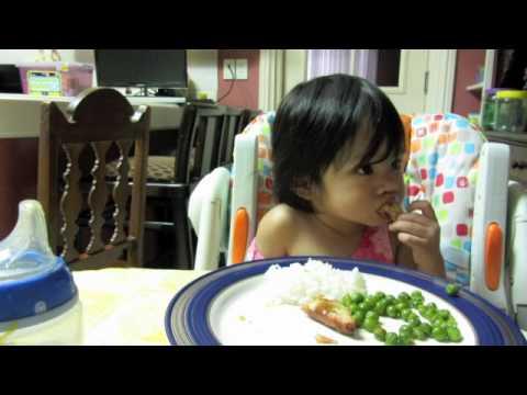 Toddler Dinner Meals (16 months)