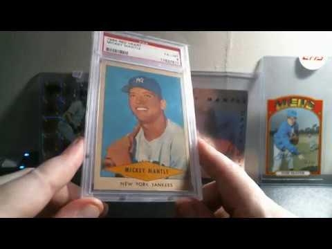 Baseball Card Collection. PSA Submission hits, Cal Ripken Jr., Vintage, Graded Ect. (Baseball cards)