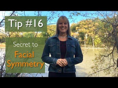 Secret to Facial Symmetry