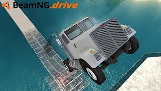 CAN WE MOVE THIS WALL?! - BeamNG Drive - PakVim net HD