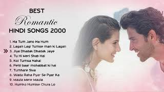 💕 2000 LOVE ❤️ TOP HEART TOUCHING ROMANTIC JUKEBOX   BEST BOLLYWOOD HINDI SONGS    HITS COLLECTION