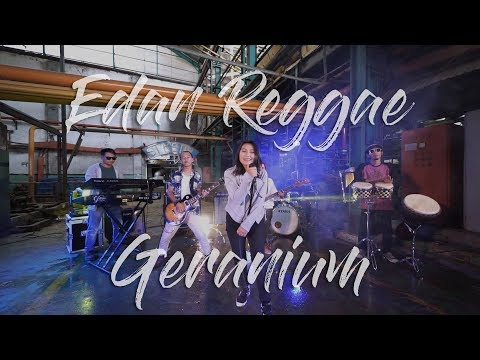 Dhevy Geranium Edan Reggae