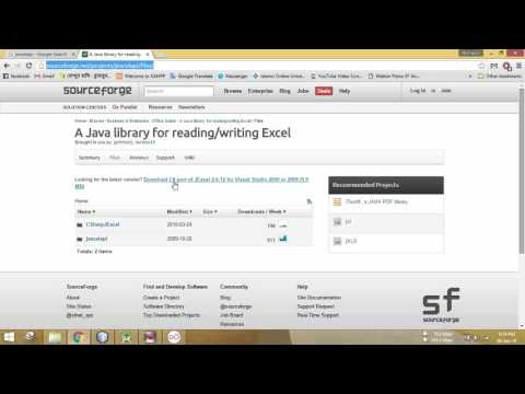 How To Read Excel File From Assets Folder Android Studio
