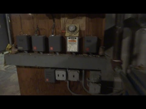 NO HEAT CALL LARGE STORAGE BUILDING PART 1 OF 2