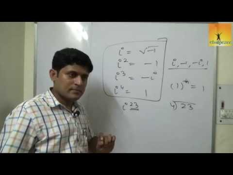 Complex numbers introduction class 11 XI CBSE