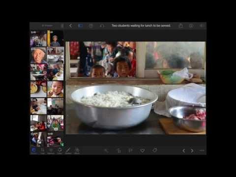 iPad-Photography Workflow