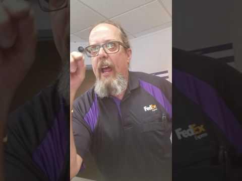 Let's make FedEx Bill internet famous...
