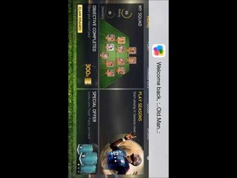 [IOS] Fifa 14-15 Cheat Menu Hack