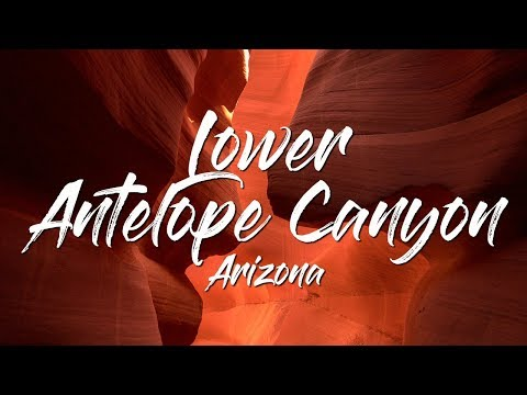 Lower Antelope Canyon Video Tour - Tea Time with Nami (Ep5)