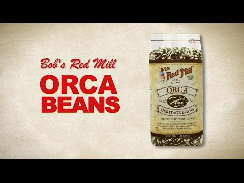 Orca Beans | Bob's Red Mill Natural Foods