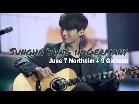 Meet Sungha Jung in Germany in June!