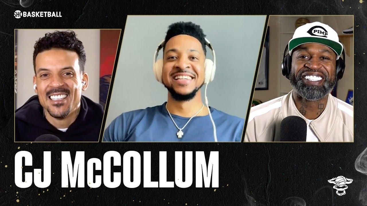 CJ McCollum   Ep 76   ALL THE SMOKE Full Episode   SHOWTIME Basketball