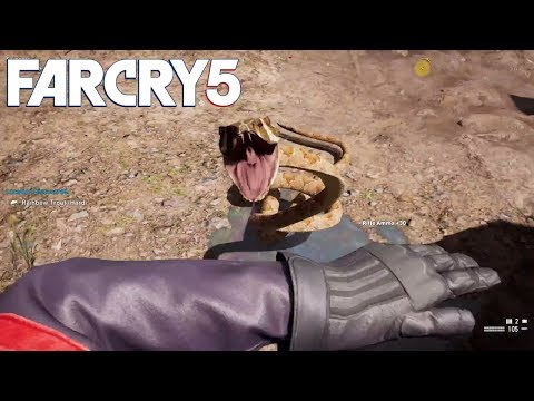 Far Cry 5 Part 13 - Prepper Stash Missions: The Holdouts, Swingers and Side Effects