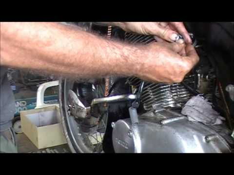 How to install a throttle cable into the old slider carbs