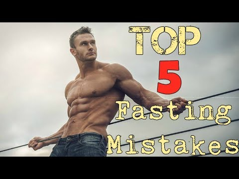 Intermittent Fasting: Top 5 Mistakes- Thomas DeLauer